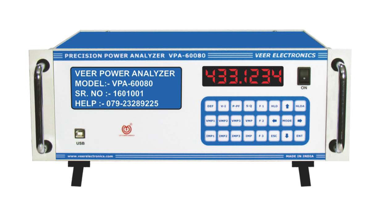3 phase power analyzer Manufacturers in India. Get demo and price of ...