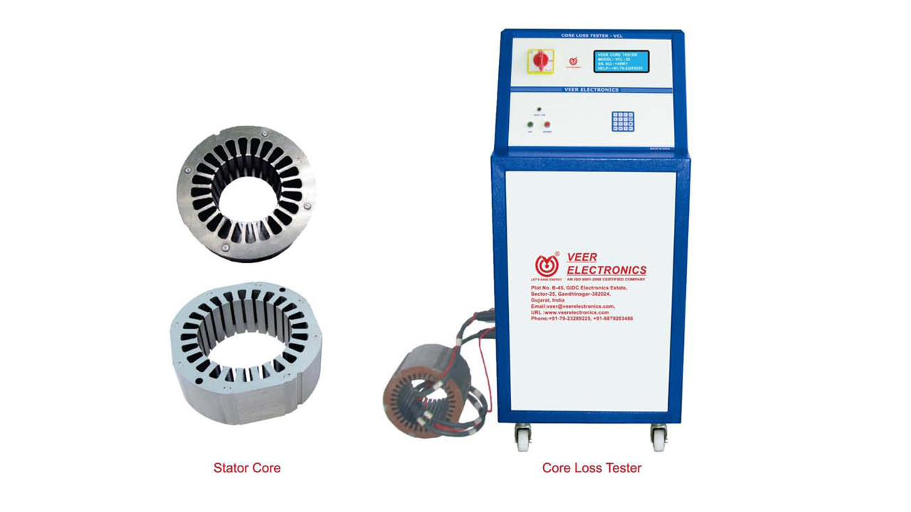core loss tester manufacturers exporter company in india