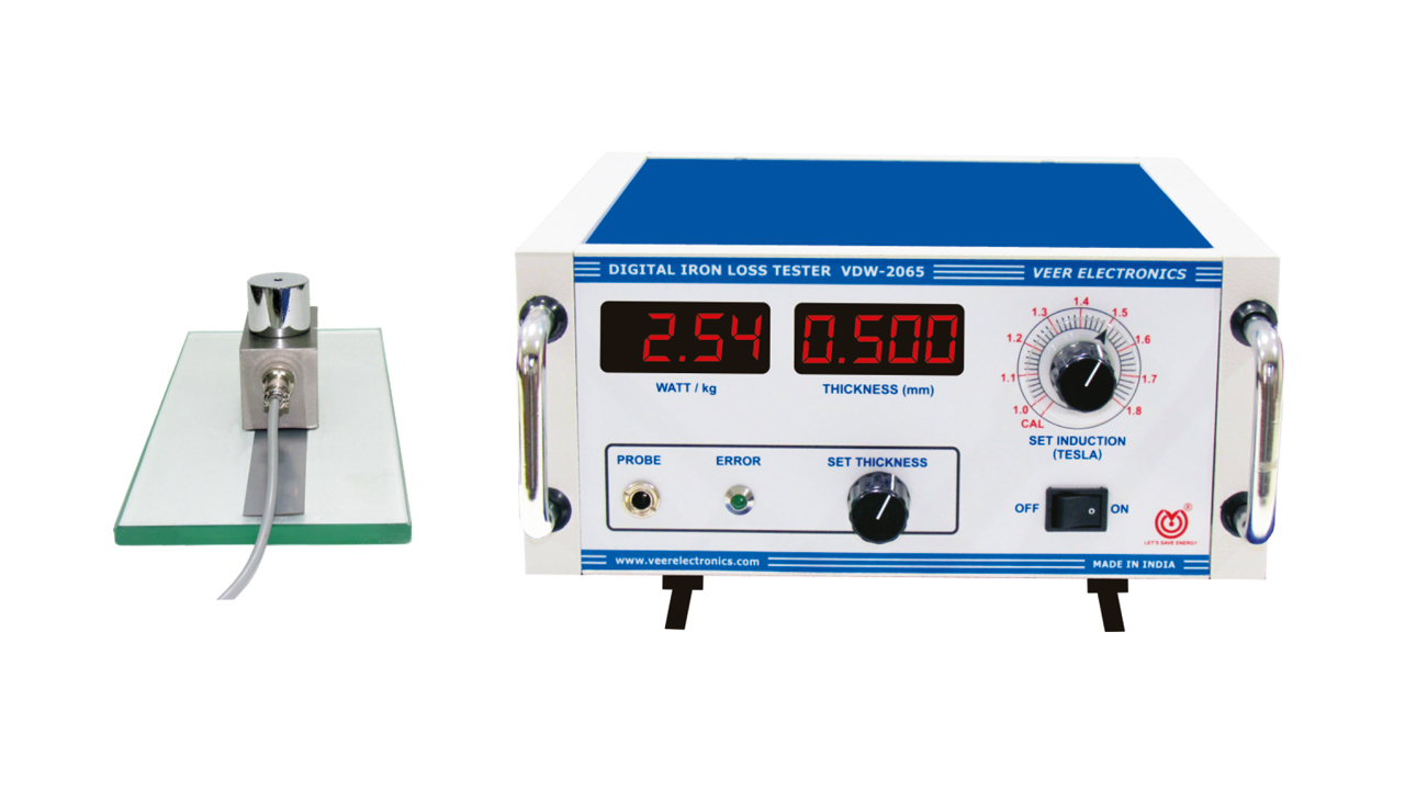 Digital Iron Loss Tester Manufacturers And Exporters In India
