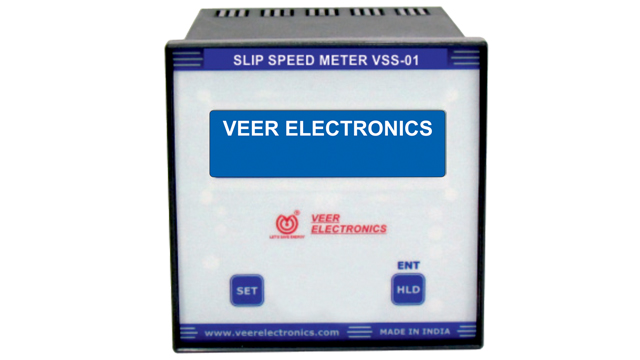 Slip Speed Meter Manufacturers in India