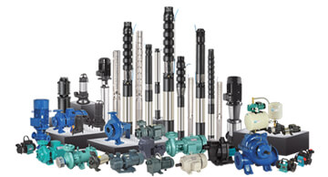 Motor and pump industries in India