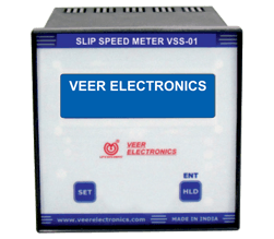 Slip Speed Meter